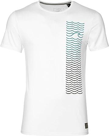 O Neill UV Camiseta, Hombre, 8A1711-1010/XXL, Weiß, XX-Large: Amazon.es: Ropa y accesorios