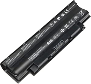 J1KND Laptop Battery for Dell Inspiron 13R 14R 15R 17R Series N4010 N4110 N4050 N3010 N3110 N5010 N5110 N5030 N5040 N5050 N7010 N7110 TKV2V 4T7JN W7H3N 04YRJH 06P6PN PC Battery