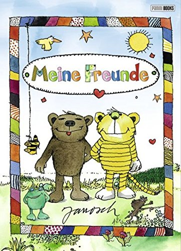 Janosch Freundebuch: Meine Freunde