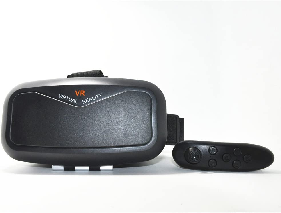 Shine-Co Gafas VR Box 2d 3d para realidad virtual gafas Virtual ...