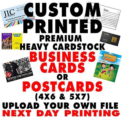 Business Cards Postcards - 3