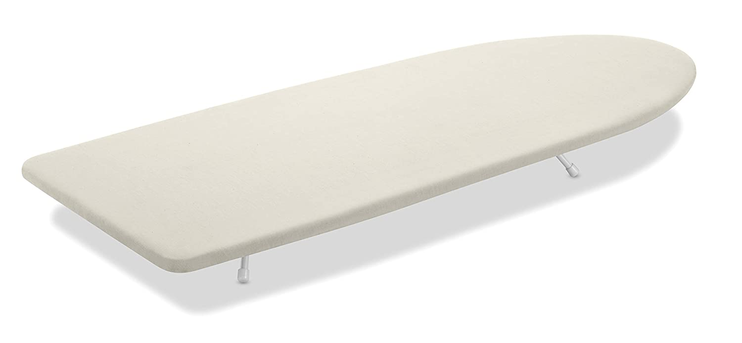 Whitmor Tabletop Ironing Board, Cream
