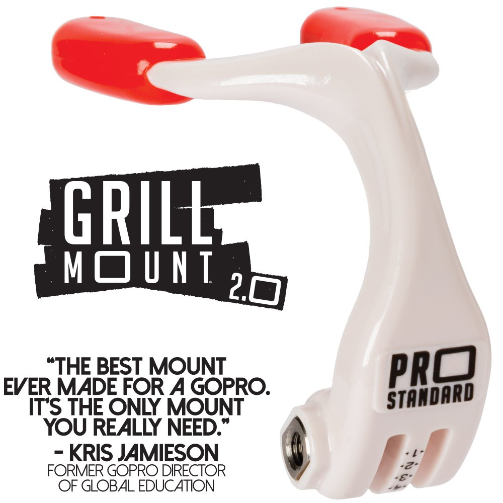 Pro Standard Mouth Mount for All GoPro Hero Cameras