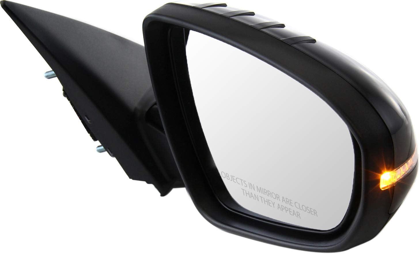 New Mirror Passenger Side for Kia Optima KI1321163 2012 to 2013