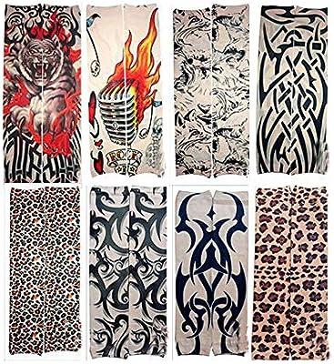 Limeo Tatoo Brazo Medias Mangas de Tatuaje Tatuaje del Brazo Brazo ...