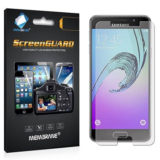 16 opinioni per 3 x Membrane Pellicola Protettiva Samsung Galaxy A3 2016- Antiriflesso (Opaca),