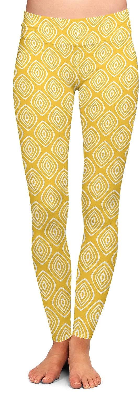 Personalized Tribal Diamond Ladies Leggings