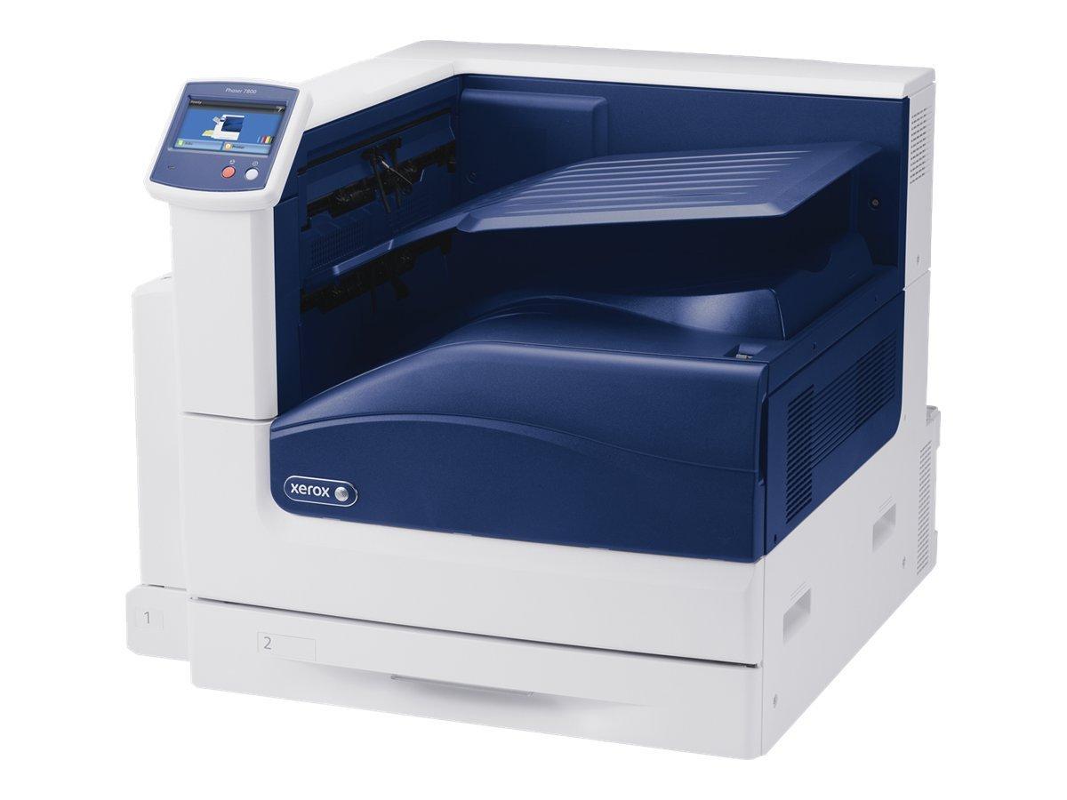 Amazon.com: Xerox Phaser 7800DN Color Tabloid Laser Printer, 12 x 18 Inch  Media: Electronics