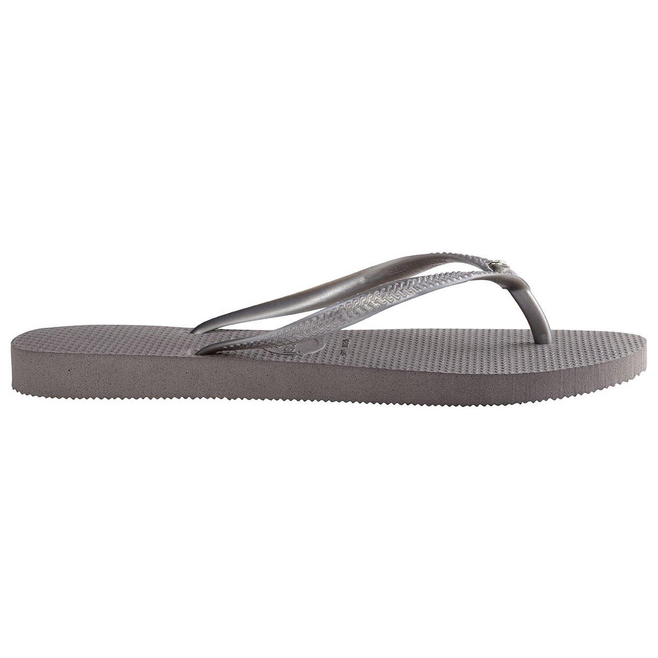 7923d9dca3f26 Womens Havaianas Slim Crystal Glamour Sw Thongs Rubber Diamond Flip Flop   Amazon.ca  Shoes   Handbags