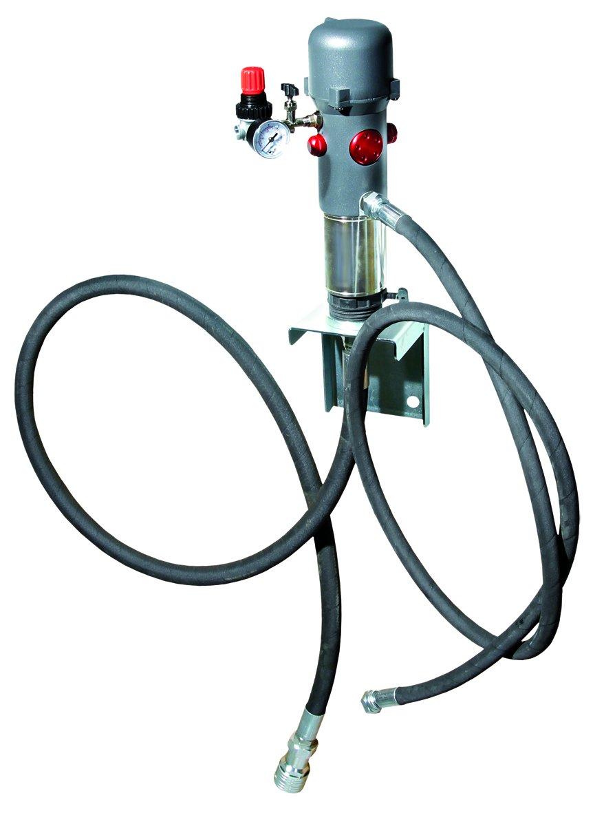 Equipo de aspiracion para todo tipo de recuperadores. Bomba RDC3 Aceite usado, soportes y mangueras, regulador, conexiones.: Amazon.es: Coche y moto