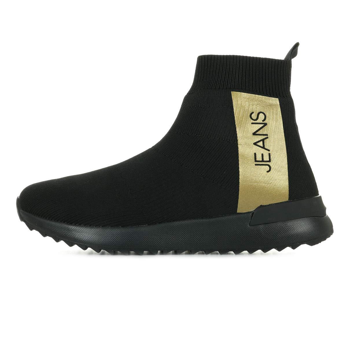 Versace Dis4 Jeans E0vtbsg470947m27Basket Fondo Linea Super shtdBQxrCo