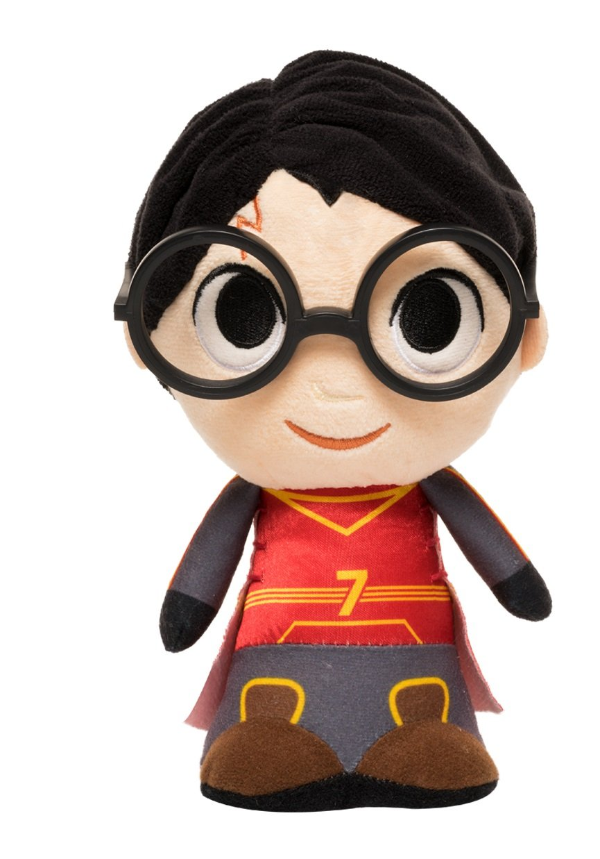Harry Potter Super Cute Plush Figure Quidditch Harry 18 cm Funko Peluches: Amazon.es: Juguetes y juegos