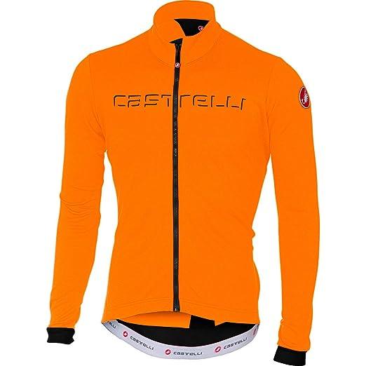 Castelli Fondo Full-Zip Long-Sleeve Jersey - Men s Moonlight Blue Black 30f29abdc