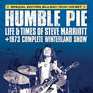 Humble Pie: Life And Times Of Steve Marriott BR]