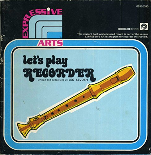 Lets Play Recorder Level One Instruction