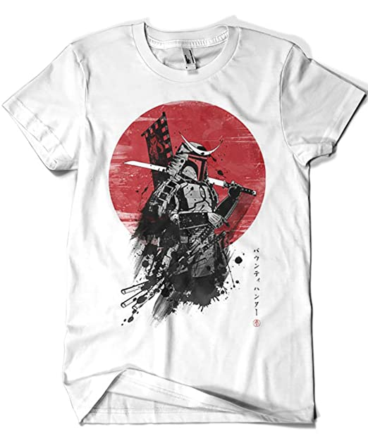 4312-Camiseta Premium, Dark Side of the Samurai (DDjvigo)