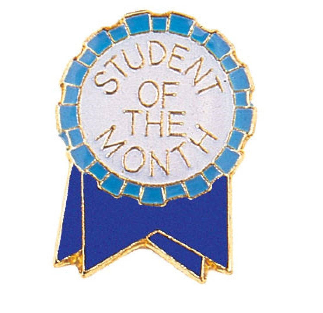 超格安一点 学生の週または月のAwardラペルピン Ribbon Student 50 B077LJYYDF 250 250 Student of the Month Ribbon Student of the Month Ribbon 250, CODE STYLE:c60ef487 --- arianechie.dominiotemporario.com