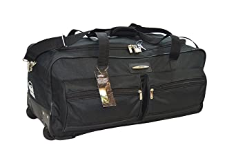 cb9d08ad71b Image Unavailable. Image not available for. Colour: Jeep XXL Extra Large  Wheeled Holdall ...