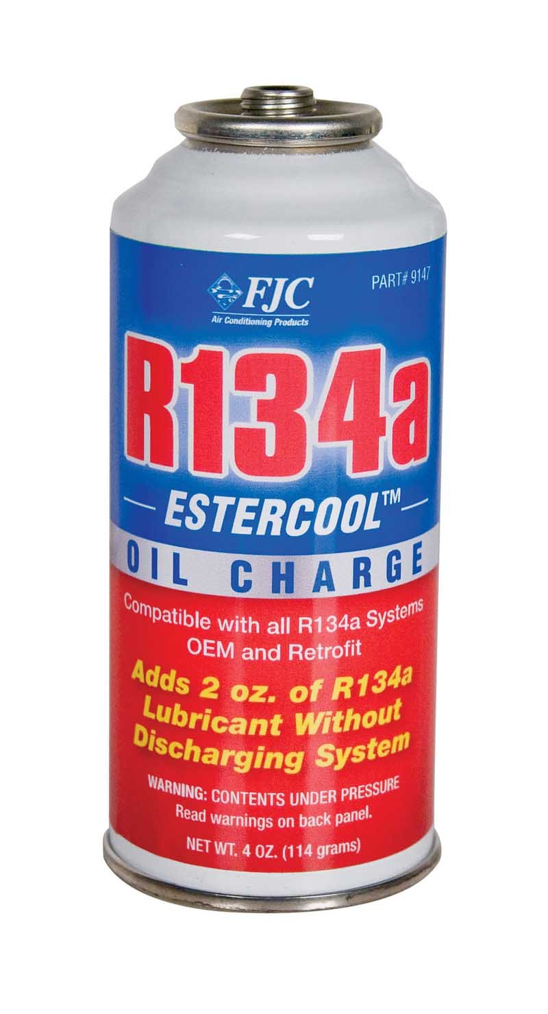 FJC 9147 Oil Charge - 4 oz.