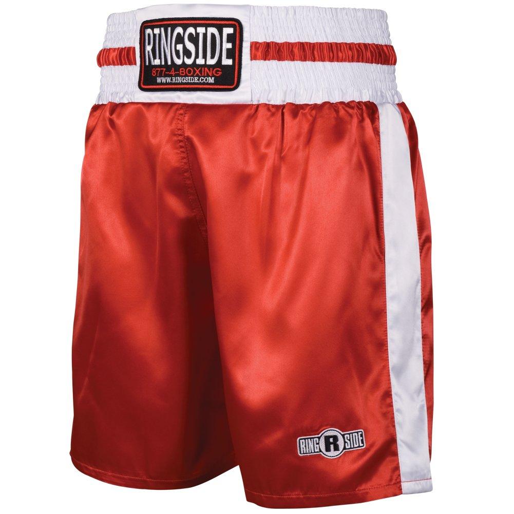Rouge blanc grand sacues Professionnel de Boxe Tcourirks