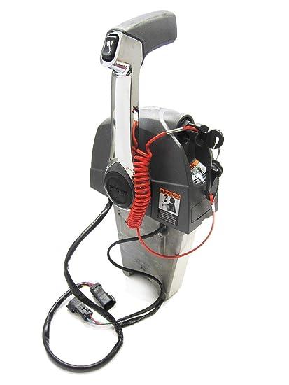 OEM BRP Johnson/Evinrude Single Lever Control W/ Key Switch 5006186