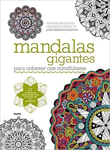 Mandalas gigantes: Varios: 9788498018967: Amazon.com: Books