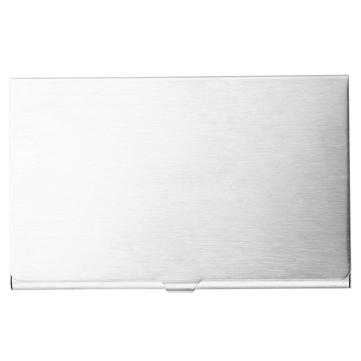 Amazon.com : Muji Aluminum Card Case - Thin : Business Card Holders ...