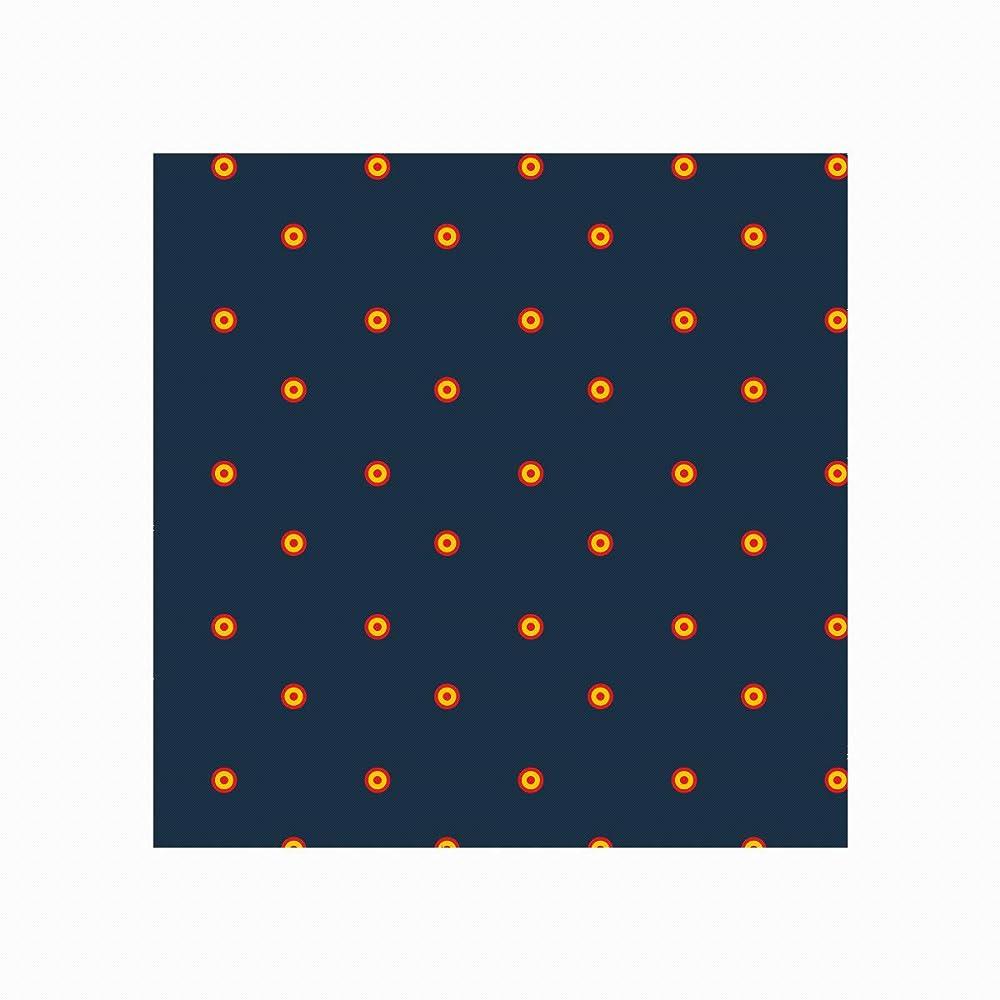 Cencibel Smart Casual Mascarilla Bandera de España Escarapela Marino (Adulto): Amazon.es: Ropa y accesorios
