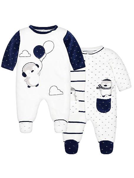 Mayoral 18-02736-059 - Pijama para bebé niño 0-1 Mes