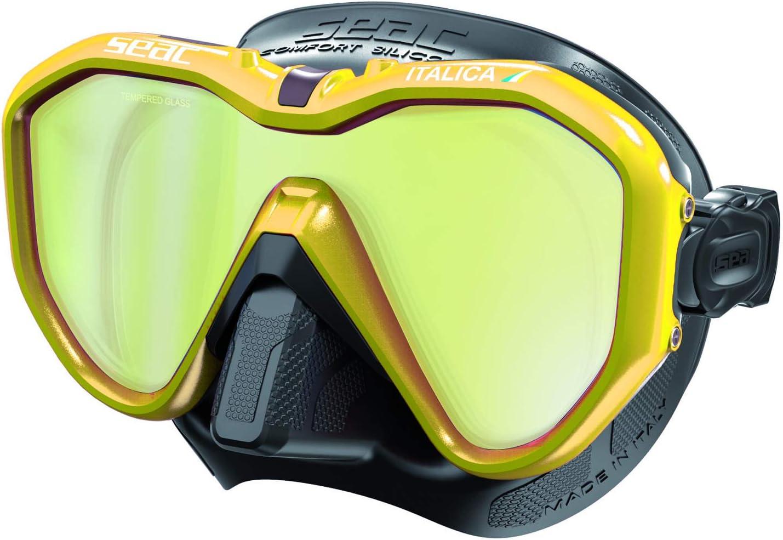 SEAC E-Fox Masque de plong/ée