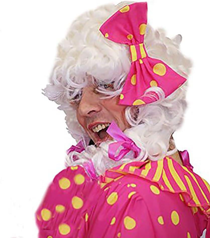 Ugly Sister-Widow Twanky SPOTTY DRESS PANTO DAME Complete Costume ALL SIZES