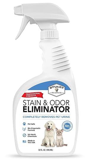 Amazon.com: Profesional Fuerza manchas y olor eliminator ...
