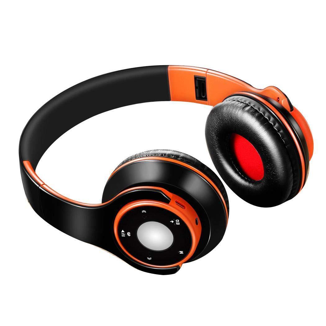 Ruior General Stereo SG-8 Head Wear Foldable Wireless Bluetooth Over Ear Headphones Bluetooth Earphon Bluetooth Headsets