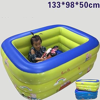 5868eb3f3 Piscina inflable, Nuevo estilo de verano 2019, piscina inflable para ...