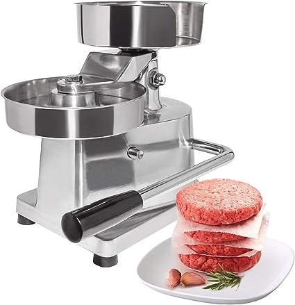 Hamburger Patty Maker Commercial Round Patty Forming Machine Burger Press Maker