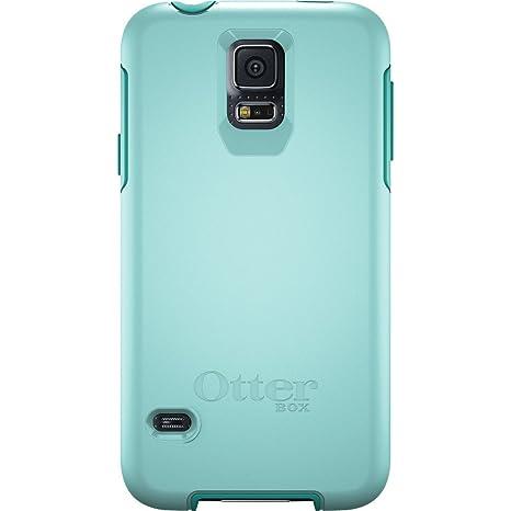 OtterBox Symmetry - Funda para Samsung Galaxy S5, color azul