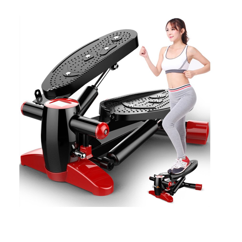 Fitness Mute Stepper Machine Workout Training Yoga Lose Fat Stepper Exercise Training Fitness Stair Steps Pedal Fitness