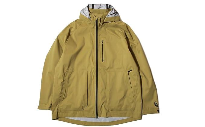 Nike Lab Essentials Jacket Chaqueta, Hombre, Verde (Camper ...