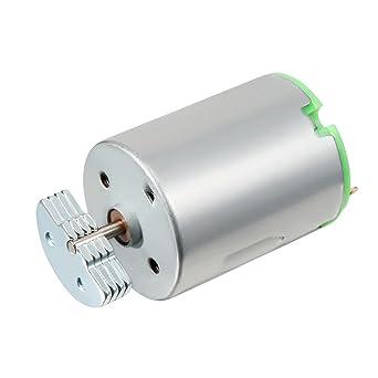 sourcingmap Vibration Motor DC 3V 5000RPM 2 Terminals Electric Vibrating Micro M