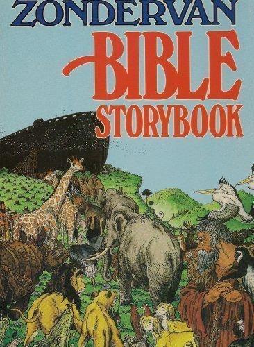 Zondervan Bible Storybook by Jenny Robertson (1988-09-03)