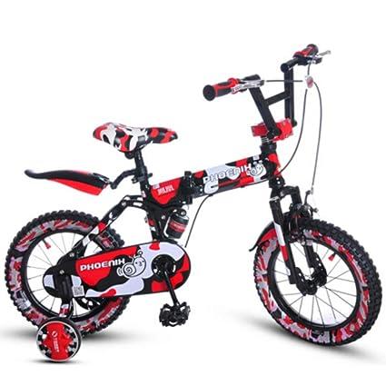 Axdwfd Infantiles Bicicletas Bicicleta para niños, Cochecito ...