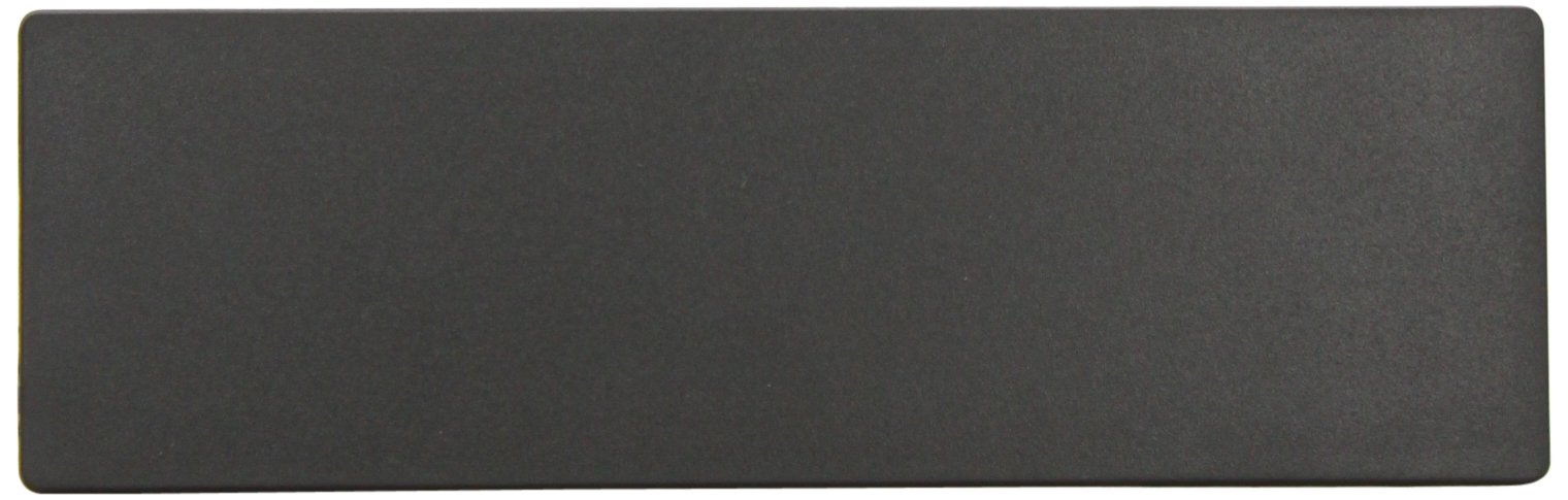 Autoleads FP-007 Car Audio Single DIN Facia Universal Din E Cover,Black