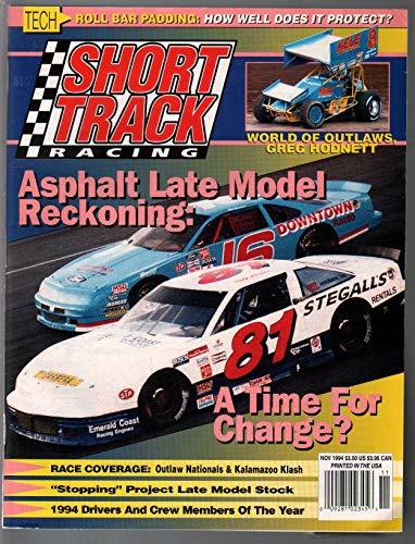 (Short Track Racing 11/1994-Asphalt Late Model-Outlaw Nationals-pix-info-FN/VF )