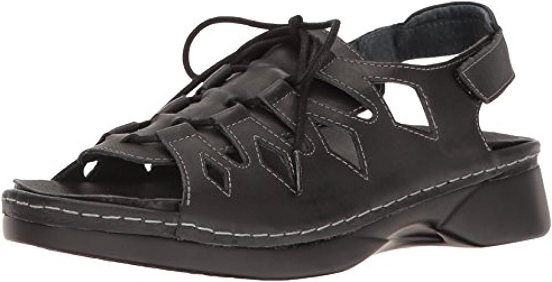 Propet Women/'s Ghilliewalker Platform Dress Sandal