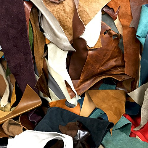 Springfield Leather Company's 5LB Assorted Upholstery Scrap