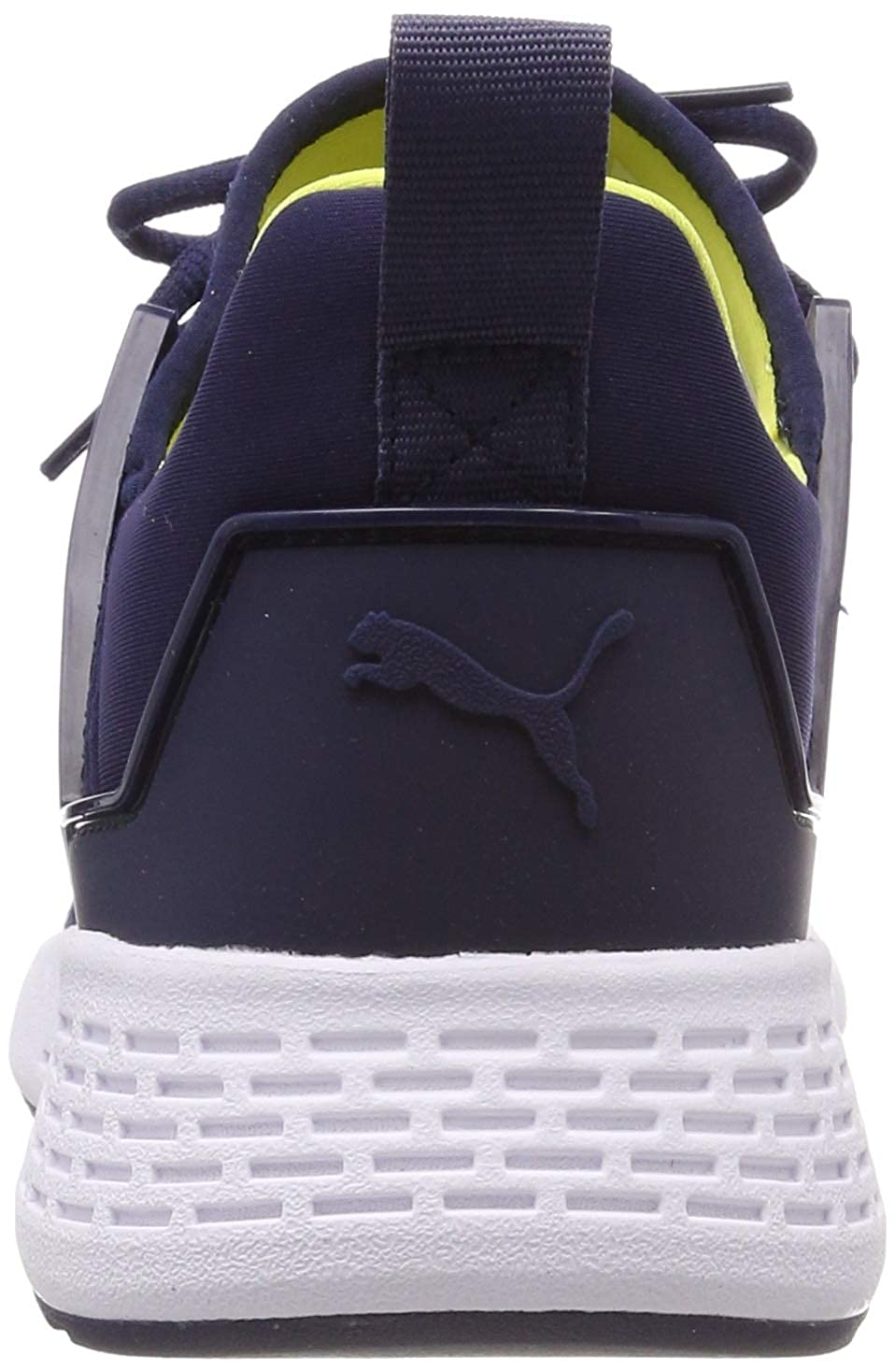 c7c5d5ef Amazon.com | PUMA Unisex Adults' Insurge Mesh Low-Top Sneakers, Blue ...