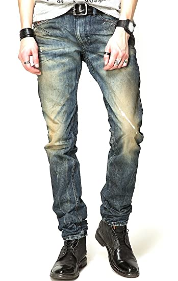 1c1f149c Amazon.com: Diesel - Men's Jeans Shioner 817H - Slim Skinny: Clothing