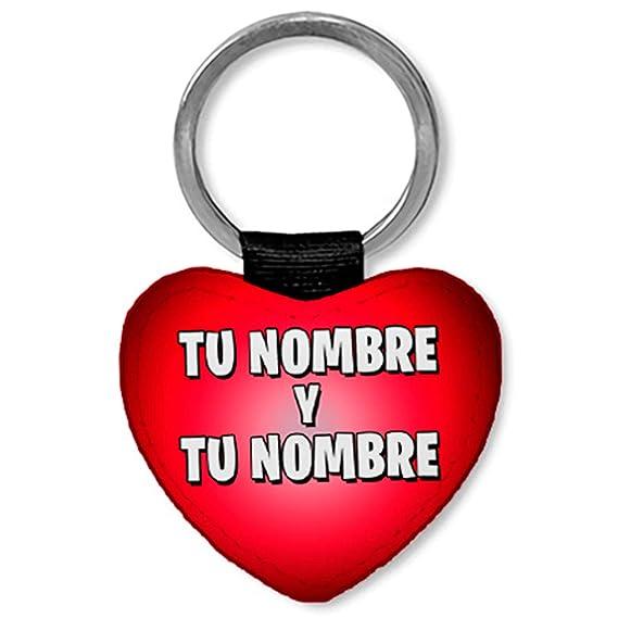 Diver Bebé Llavero corazón Personalizable con Nombre Juego ...