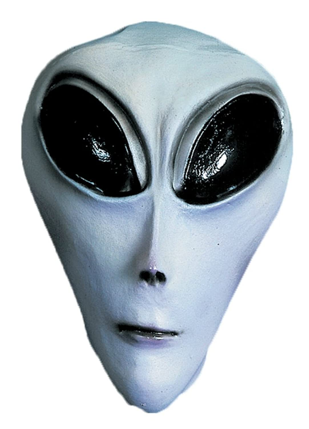 Amazon.com Ufo Grey Alien Roswell Area 51 Adult Halloween Costume Mask Clothing  sc 1 st  Amazon.com & Amazon.com: Ufo Grey Alien Roswell Area 51 Adult Halloween Costume ...