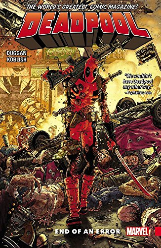 Deadpool: World's Greatest Vol. 2: End of an Error ()